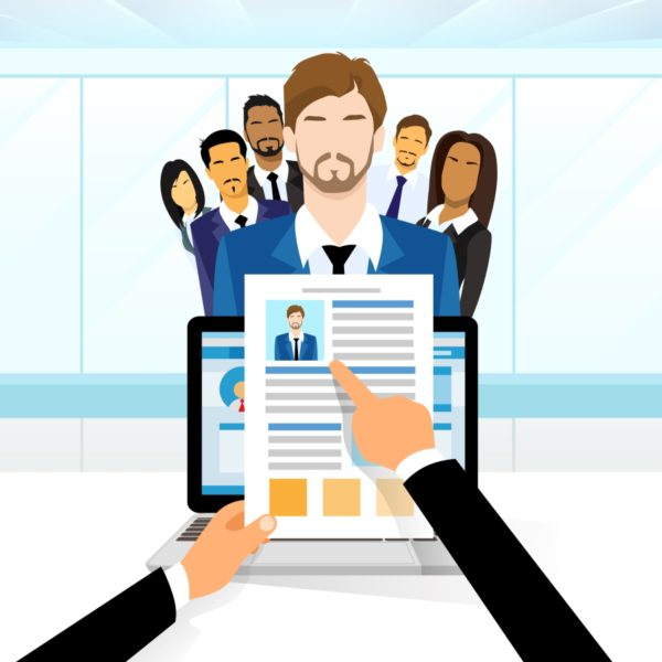 Human resources for Microsoft Dynamics AX