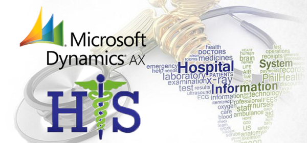 MS Dynamics AX ERP & (HIS) Integration